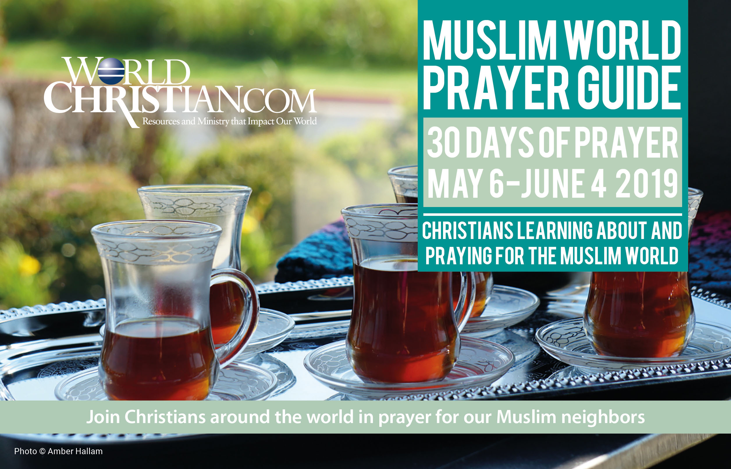 Ramadan Explained - 30 Days of Prayer for the Muslim World