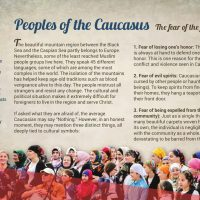 Day 03 - Peoples of the Caucasus