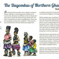Day 05 - The Dagombas of Northern Ghana