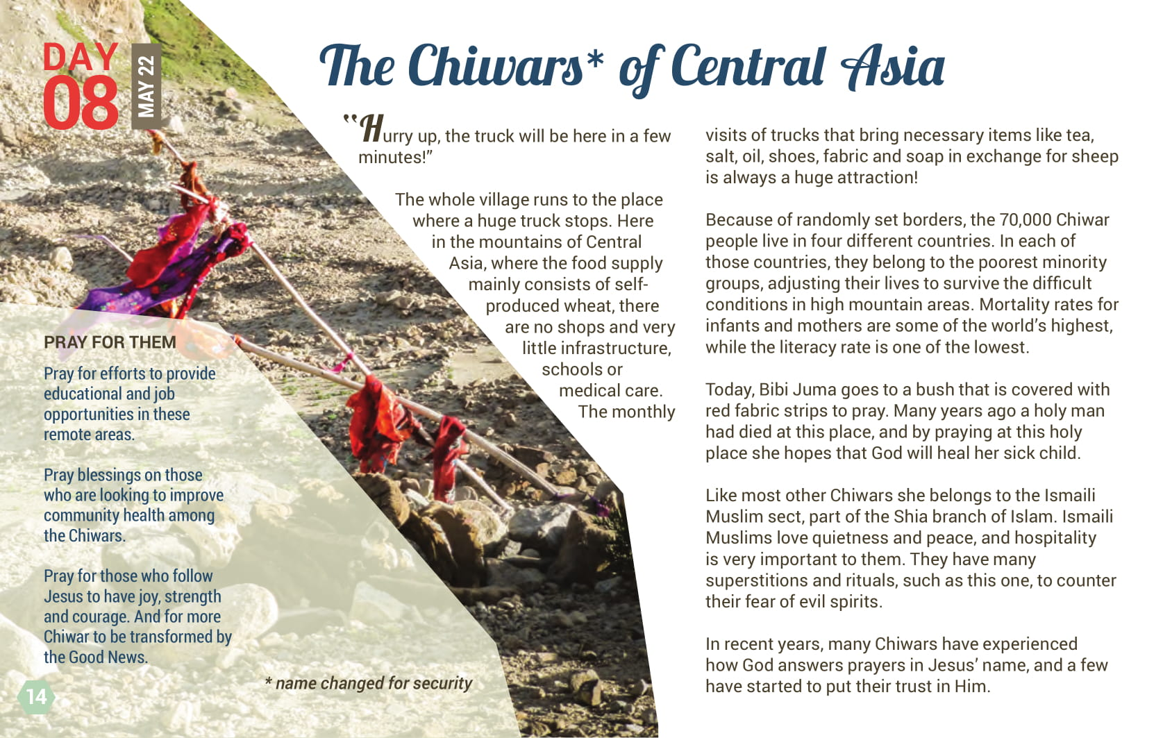 Day 08 - The Chiwars of Central Asia