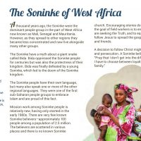 Day 10 - The Soninke of West Africa