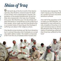 Day 18 - Shias of Iraq