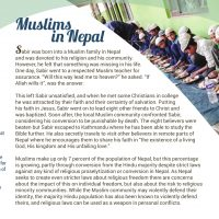Day 19 - Muslims in Nepal