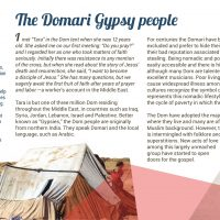 Day 22 - The Domari Gypsy people