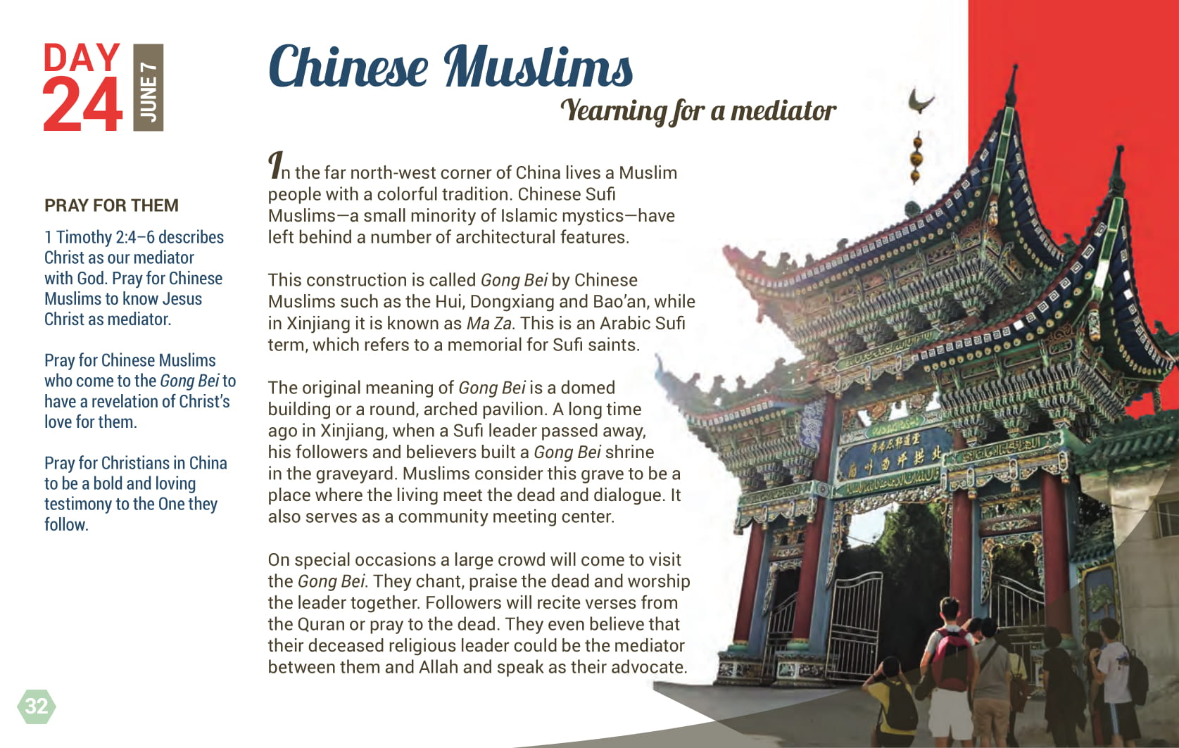 Day 24 - Chinese Muslims