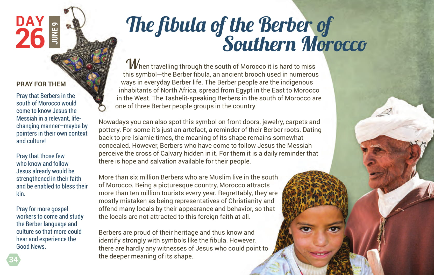 Day 26 - Berbers of Southern Morocco