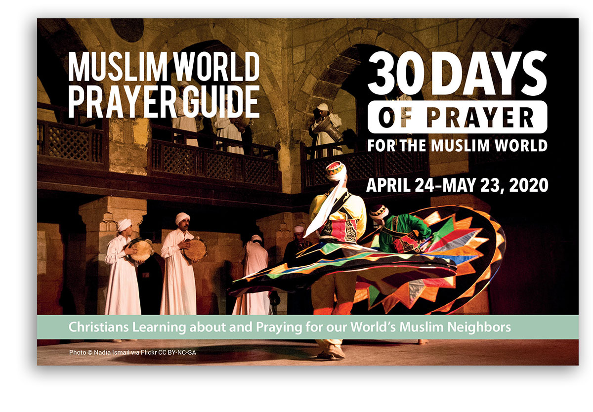 30 Days of Prayer for the Muslim World 2020