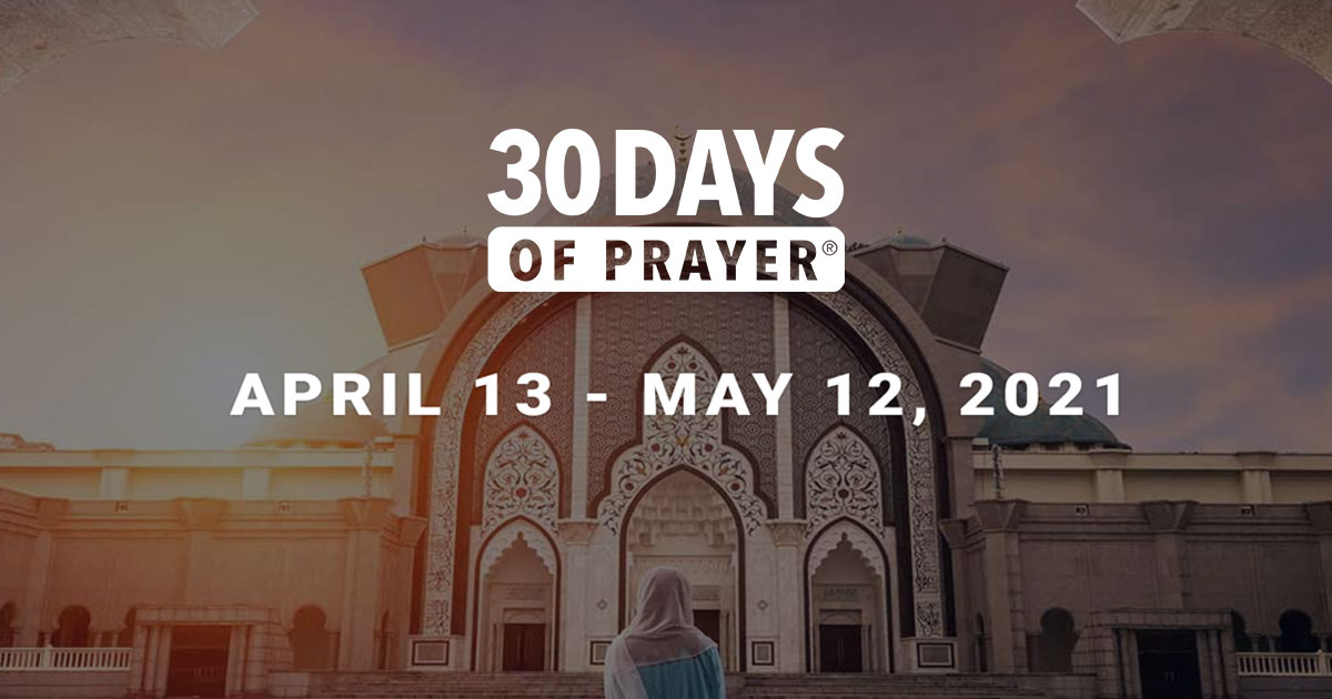 John Stonestreet on Join in 30 Days of Prayer for the Muslim World