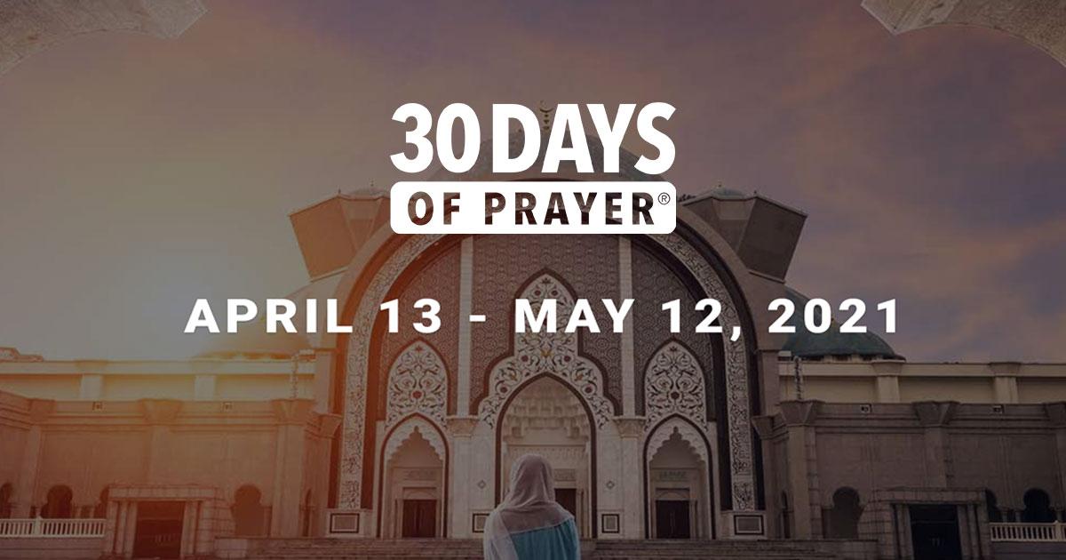 John Stonestreet on Join in 30 Days of Prayer for the Muslim World